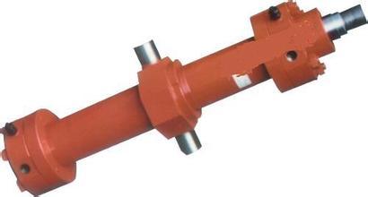 伸缩式液压缸